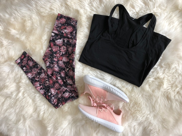 Workout OOTD