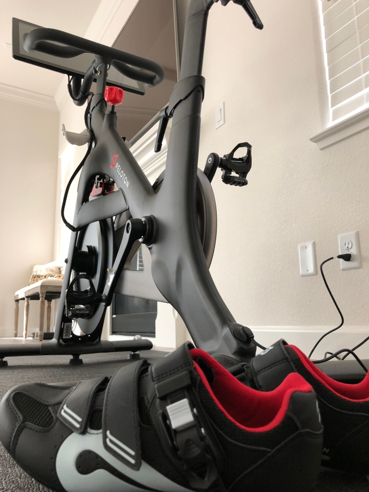 Work Out Without Leaving the House: Peloton & BBG